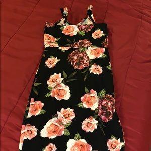 Full Circle Dresses - ‼️SOLD‼️ Fitted women's dress